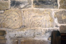 Stanwick Church knotwork