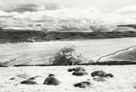 White Hag looking to the Howgill Fells