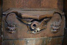 Ripon Misericord ii