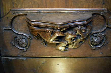Ripon Misericord vii
