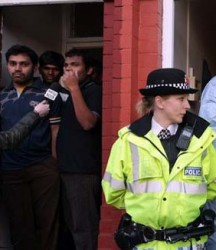 Pakistani Students arrested in the UK