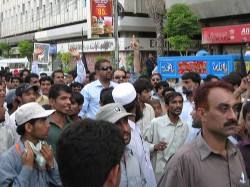 Kashkheli Protest against Feudalism