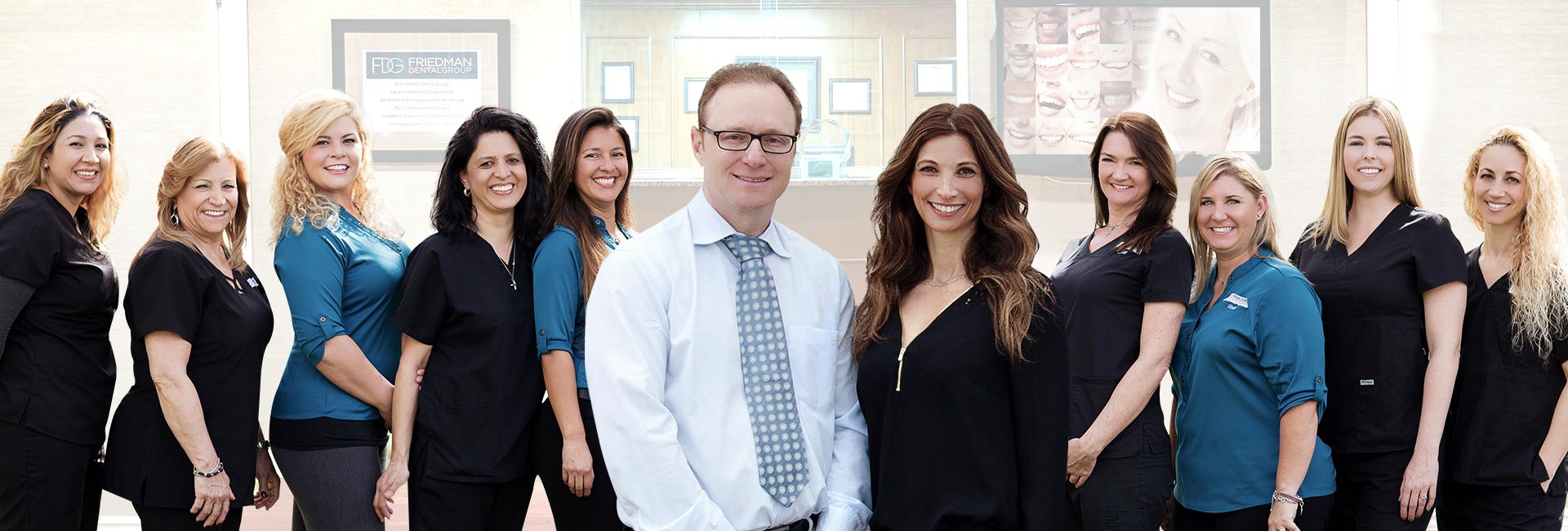 Dr Friedman Dental Group Team - Teeth in a Day Florida