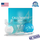 Cali White – TEETH WHITENING KIT with LED Light, Natural & Organic Peroxide Gel