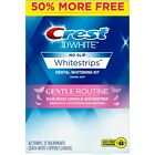 Crest 3D Gentle Routine Teeth Whitening Whitestrips-42 STRIPS