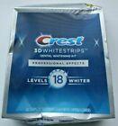 Crest 3D Whitestrips PROFESSIONAL EFFECTS Whitening Kit 40 Strips Exp: 2/23