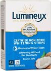 Lumineux Teeth Whitening Strips by Oral Essentials – 21 Treatments Dentist Formu