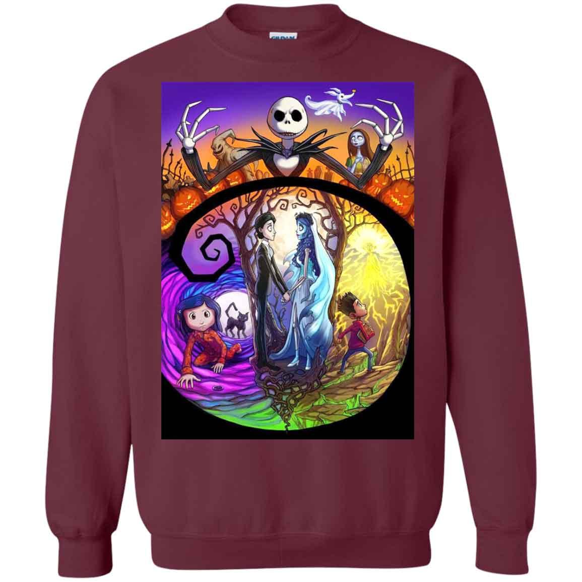 The Night Before Christmas T Shirts Hoodies Sweatshirts Teetrio