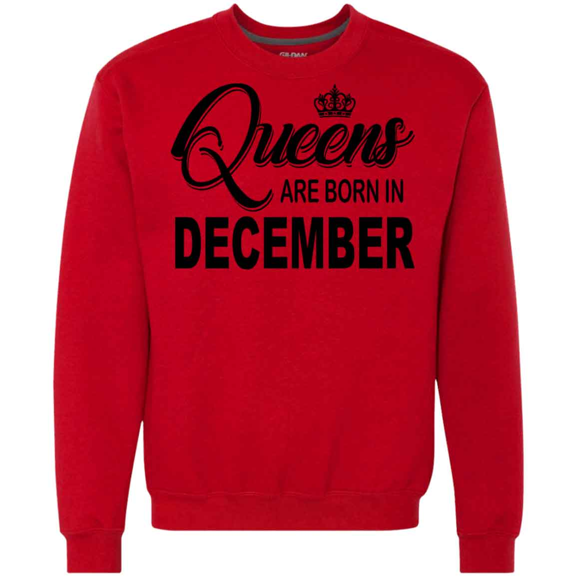 83a7eac3e Birthday Queens Are Born In December Hoodies Sweatshirts – TeeTrio