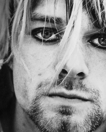 Nirvana Kurt Cobain Wall Art
