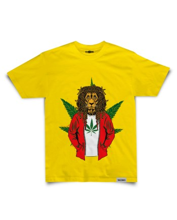 Lion On weed