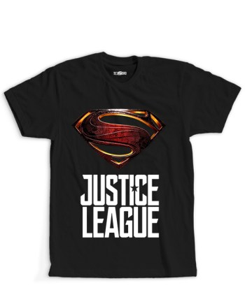 Superman Justice League tshirt