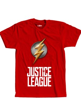 Flash Justice League Tshirt