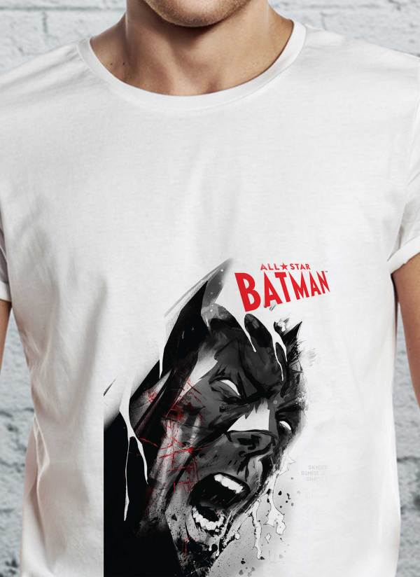 Batman comic Graphic tshirt
