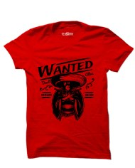 Wanted Dead or Alive Tshirt