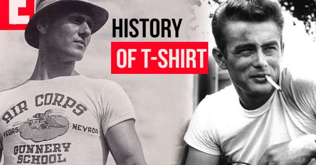 History Of T-shirt