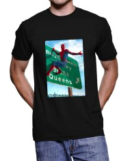 spiderman homecoming t-shirts