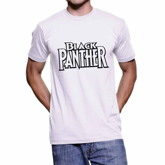 Black Panther T-Shirt logo