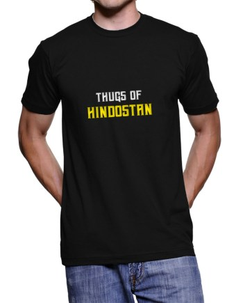 Thugs of Hindostan movie tshirt