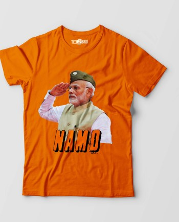 Namo India Modi Wave Tshirts