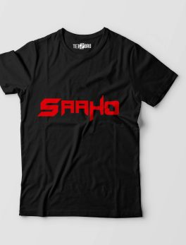 Saaho Movie Tshirts