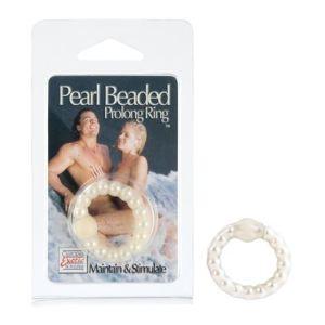 Pearl Bead Prolong Ring Pearl