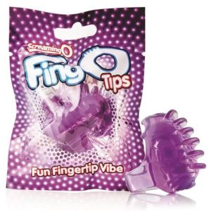 Screaming O FingO Tips - Pink