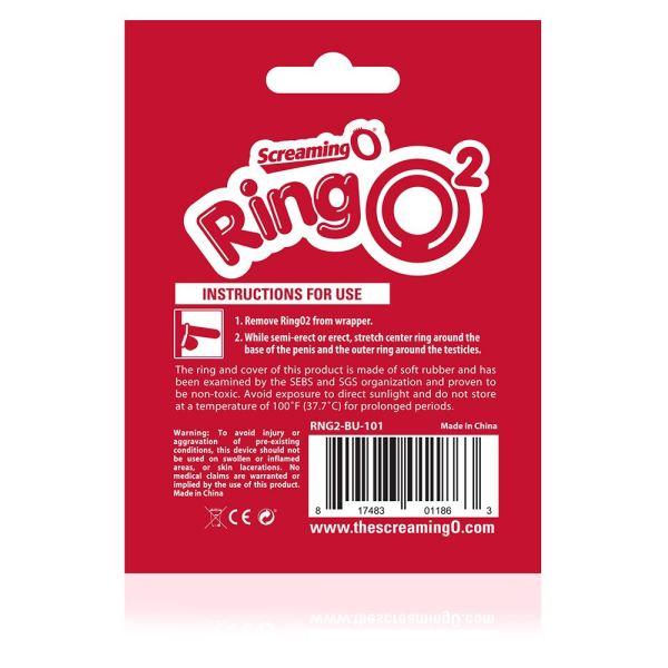 Screaming O RingO2 -Blue