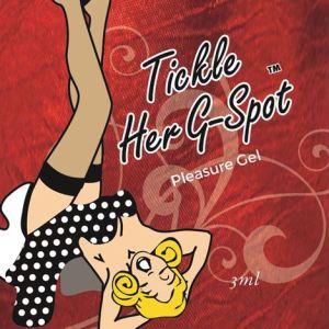 Tickle Her G Spot Foil