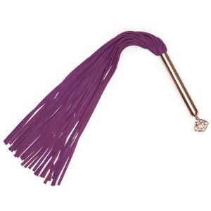 Fifty Shades Freed Cherished Collection Suede Flogger