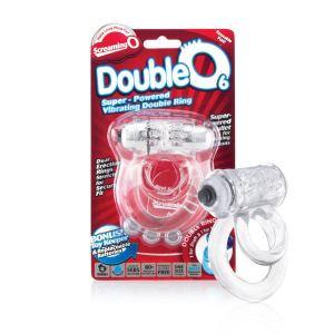 Screaming O DoubleO 6 - Clear