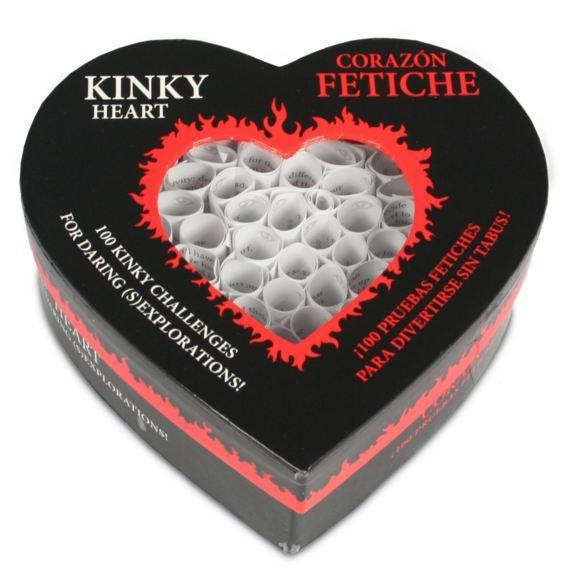Kinky Heart Challenge