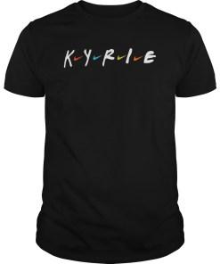Kyrie Irving 5 Friends Gift, Men Women and Kids T-Shirt