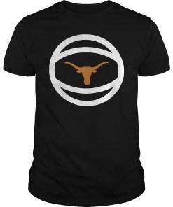 Texas Basketball Apparel #Longhorns Basketball T-Shirts