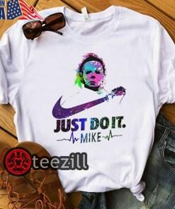 Jus Do It Mike Shirt Michael Myers Just Do It Halloween T-shirt