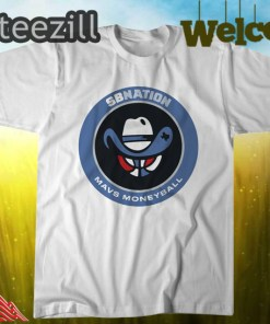 SB Nation's Mavs Moneyball Logo Shirt