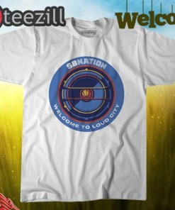 Logo SB Nation's Welcome to Loud City Shirt