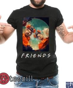 Breaking Bad Friends Tv Show Tshirt Hoodies