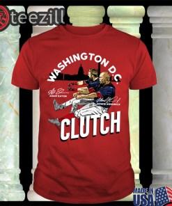 Limited Edition Shirt Adam Eaton Howie Kendrick Clutch TShirt