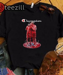 Champion Franck Ribery Arjen Robben Bayern Munich Tshirt