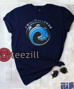 Bluewave 2020 Anti Trump Tshirt