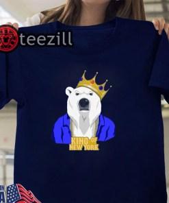 King Of New York Shirt NYC Tee