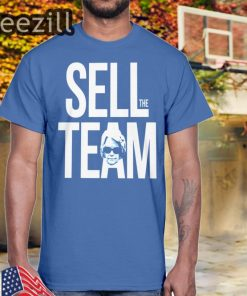SELL THE TEAM SHIRTS