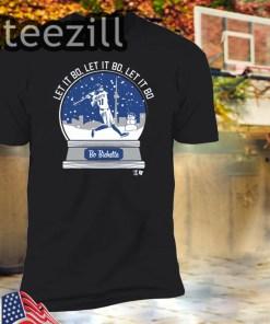 Bo Bichette Shirt - Let It Bo, MLBPA Officially Licensed