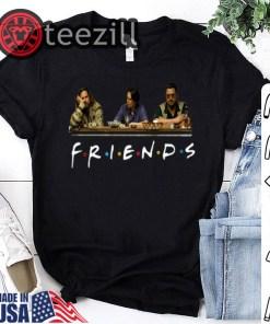 Friends The Big Lebowski Tshirt