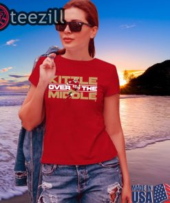 Kittle Over The Middle Unisex TShirt