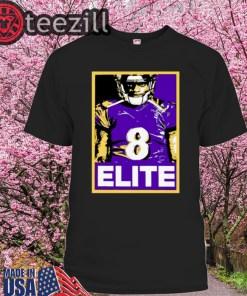 LJ Elite 8 TShirt