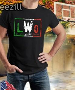 LWO Latino World Order Tshirts