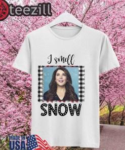 Lauren Graham I Smell Snow Shirt