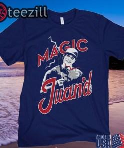 Magic Juand Tee Sports Shirt